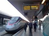 ユーロスターでローマからナポリへ