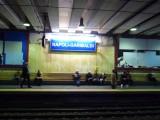 Circumvesuviana鉄道でポンペイを目指す
