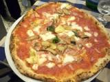 カプリチョーザのピザ